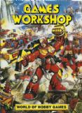 World of Hobby Games 40k Brochure from Warhammer 40,000 2nd Edition Boxed Set 1993 (OOP)